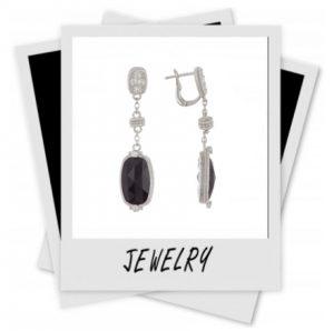 Judith-Ripka-Black-Onyx-earrings