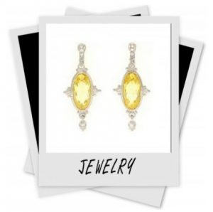 Judith-Ripka-Canary-Crystal-earrings
