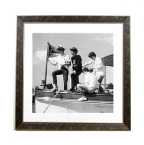 Beatles-Gone-Boating-Original-Vintage-Photograph