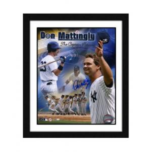 Don-Mattingly-New-York-Yankees-Hand-Signed-Photo