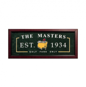 The-Masters-Golf-Fans-Only-Sign