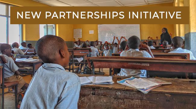 SPOTLIGHT: Alfalit International Endorses New Partnerships Initiative Legislation